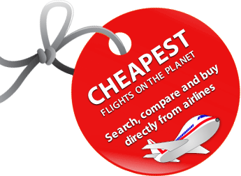 Compare and buy cheap flights directly from Airlines